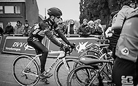 Lars van der Haar (NED/Telenet-Fidea) on a new bike, in a new kit, in a new team at the race start<br /> <br /> elite men's race<br /> GP Sven Nys 2017