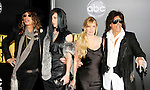 Aerosmith - Steven Tyler and Joe Perry at the 2008 American Music Awards at the Nokia Theatre, Los Angeles on 23rd November 2008.