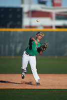 Lincoln Greasley during the Under Armour All-America Tournament powered by Baseball Factory on January 19, 2020 at Sloan Park in Mesa, Arizona.  (Zachary Lucy/Four Seam Images)