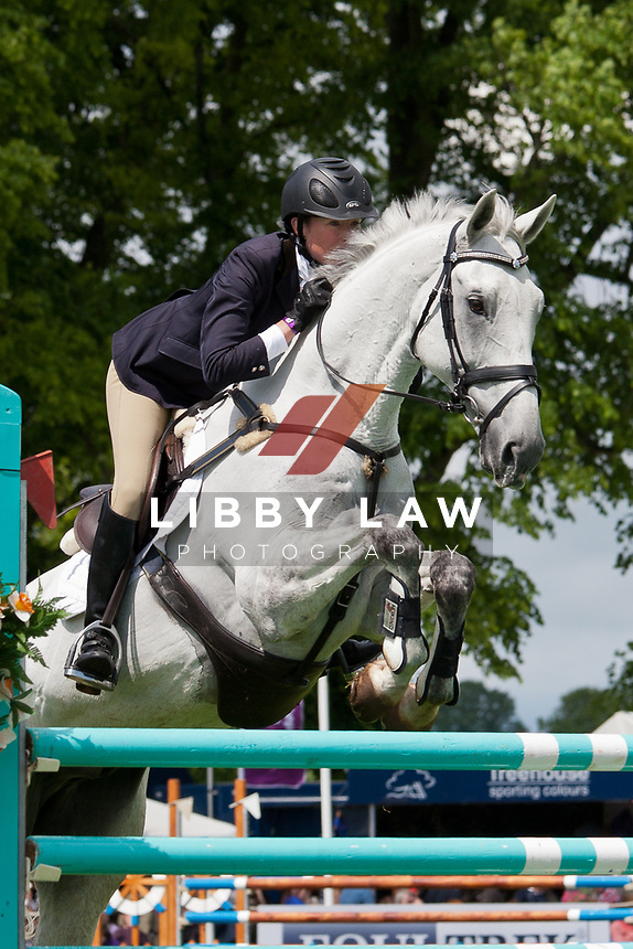 AUS-Emma Dougall (KELECYN ICE AGE) 2012 GBR-Equi-Trek Bramham International Horse Trial - Saturday CIC***-SJ: INTERIM-36TH