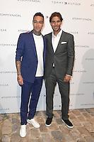 Gregory VAN DER WIEL - Rafael NADAL - Tommy X Nadal Event - Tommy Hilfinger - Paris 18 mai 2016 - FRANCE