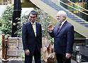 Iraqi officials visit Japan