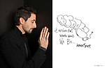 Adrien Brody photographed for ART & SOUL