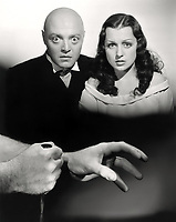 1935 Peter Lorre  in Sinister Mad Love