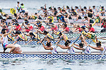 Teams competing during the Hong Kong International Dragon Boat Races 2017 on 03 June 2017 in , Hong Kong, China. Photo by Marcio Rodrigo Machado / Power Sport Images