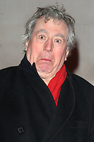 It has been announced that Monty Python star Terry Jones has died aged 77. <br /> Jones was one of the members of the much loved Monty Python team, along with John Cleese, Eric Idle, Graham Chapman, Michael Palin and Terry Gilliam<br /> The actor writer and directorhad been suffering with dementia for the past four years and rarely seen in public since.<br /> <br /> Photo at the Opening Night of 'Book of Mormon' at the Prince of Wales Theatre, Coventry Street, London. March 21st 2013.<br /> <br /> Photo by Keith Mayhew