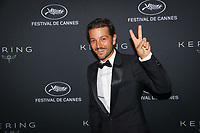 Diego Luna en photocall avant la soiréee Kering Women In Motion Awards lors du soixante-dixième (70ème) Festival du Film à Cannes, Place de la Castre, Cannes, Sud de la France, dimanche 21 mai 2017. Philippe FARJON / VISUAL Press Agency