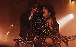 Saigon Saloon - Sept 1989- Hollywood. Jinx - lead vocals <br /> Scarlet Rowe - lead guitar