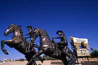 Famous Attraction Rawhide stagecoach for cowboys near Phoenix Arizona US