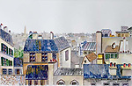 Les Toits de Paris<br />