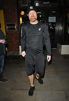 """Jake Wood at the """"2:22  - A Ghost Story"""" theatre evening performance departures, Noel Coward Theatre, St Martin's Lane, on Saturday 11th September 2021 in London, England, UK. <br /> CAP/CAN<br /> ©CAN/Capital Pictures"""