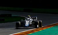 30th August 2020, Spa Francorhamps, Belgium, F1 Grand Prix of Belgium , Race Day;  6 Nicholas Latifi CAN, Williams Racing