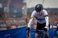 Pan American Champion Maghalie Rochette (CAN/Specialized-Feedback)<br /> <br /> 2020 Scheldecross Antwerp (BEL)<br /> <br /> ©kramon