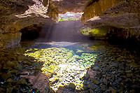 Queen's Bath, Kiholo Bay, Big Island, Hawaii, USA, Pacific Ocean