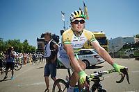 Simon Gerrans (AUS/Orica-GreenEDGE)<br /> <br /> 2014 Tour de France<br /> stage 12: Bourg-en-Bresse - Saint-Etiènne (185km)