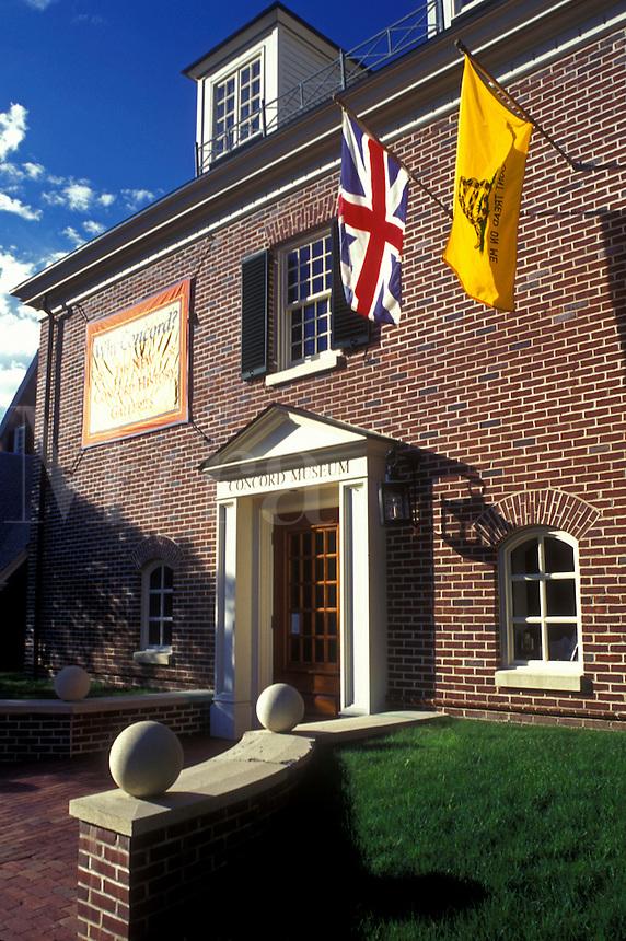 Concord, Massachusetts, The Concord Museum