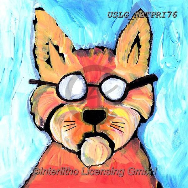 Nettie,REALISTIC ANIMALS, REALISTISCHE TIERE, ANIMALES REALISTICOS, paintings+++++,USLGNETPRI76,#A#, EVERYDAY pop art