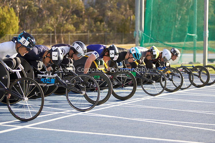 Summer Down Under 2020 Canberra Track Meet