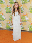 Miley Cyrus at The 2009 Nickelodeon's Kids Choice Awards held at Pauley Pavilion in West Hollywood, California on March 28,2009                                                                     Copyright 2009 Debbie VanStory/RockinExposures