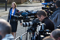 Laura Kuenssberg (BBC Political Editor). <br />