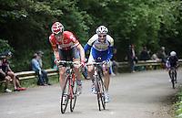 Jurgen Roelandts (BEL/Lotto-Soudal)<br /> <br /> Belgian National Road Cycling Championships 2016<br /> Les Lacs de l'Eau d'Heure