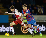 Andy Halliday and Greg Tansey