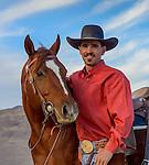 Cowboy Nick Dowers