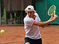 12-08-13, Netherlands, Raalte,  TV Ramele, Tennis, NRTK 2013, National RankingTennis Championships 2013,  Niels Lootsma<br /> <br /> <br /> Photo: Henk Koster
