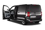 Car images of 2020 Peugeot e-Expert FT-Premium 5 Door Cargo Van Doors