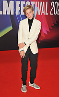 """Jack Nielen at the 65th BFI London Film Festival """"Spencer"""" Headline gala, Royal Festival Hall, Belvedere Road, on Thursday 07th October 2021, in London, England, UK. <br /> CAP/CAN<br /> ©CAN/Capital Pictures"""