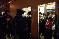 USA. Brooklyn. 12th October 2006..Sukkot festival in Borough Park..©Andrew Testa