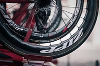 jagged Zipp wheels for Team Katusha<br /> <br /> 104th Tour de France 2017<br /> Stage 17 - La Mure › Serre-Chevalier (183km)