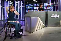 Russia:  Dozhd optimistic channel - 2012
