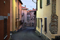 Montalto Pavese, paese in provincia di Pavia --- Montalto Pavese, small village in the province of Pavia