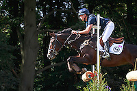 NZL-Tim Price rides Xavier Faer during the ERM CIC3* Cross Country at the 2016 Blenheim Palace International Horse Trial (Final-18th). Sunday 11 September. Copyright Photo: Libby Law Photography