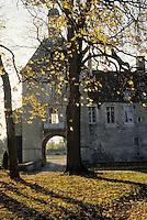 Europe/France/Bourgogne/21/Côte d'Or/Epoisses: Le Château