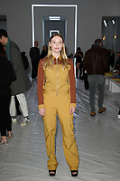 Nell Hudson<br /> at the Jasper Conran show as part of London Fashion Week, London<br /> <br /> <br /> ©Ash Knotek  D3378  17/02/2018