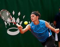 16-8-09, Den Bosch,Nationale Tennis Kampioenschappen, Finale mannen,   Jasper Smit1