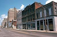 Memphis:  Cotton Warehouses.  Photo '79.