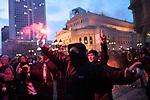 Riots Frankfurt ecb