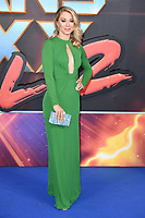 "Jennifer Holland <br /> at the ""Guardians of the Galaxy 2"" premiere held at the Hammersmith Apollo, London. <br /> <br /> <br /> ©Ash Knotek  D3257  24/04/2017"