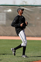 Dexter Carter  -  Chicago White Sox - 2009 spring training.Photo by:  Bill Mitchell/Four Seam Images