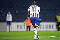 22nd April 2021; Dragao Stadium, Porto, Portugal; Portuguese Championship 2020/2021, FC Porto versus Vitoria de Guimaraes; Moussa Marega of FC Porto celebrates his goal in the 49th minute for 1-0