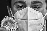 RAZZETTI Alberto Italian Champion<br /> 200m Individual Medley Men<br /> Roma 13/08/2020 Foro Italico <br /> FIN 57 Trofeo Sette Colli 2020 Internazionali d'Italia<br /> Photo Andrea Staccioli/DBM/Insidefoto