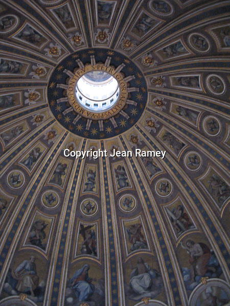 Dome of St. Peter's - Vatican