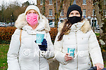 Enjoying a stroll in Tralee town park on Tuesday, l to r: Colette and Alison McGuire