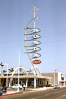 San Diego: Car dealership, formerly Buick, at El Cajon Blvd & 34th St. Melvin Zeitvogel, 1959.