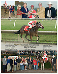 2006 DP photos of horse races at Delaware Park in 2006