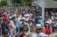 Paris, France, 29 May, 2017, Tennis, French Open, Roland Garros, Very bussy day <br /> Photo: Henk Koster/tennisimages.com