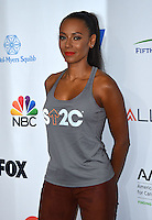 Mel B. @ the Stand Up To Cancer 2016 held @ the Walt Disney Concert Hall. September 9, 2016